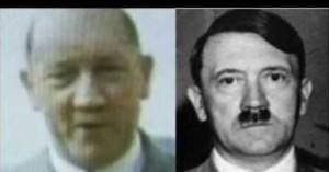 Adolf Hitler In Argetinie