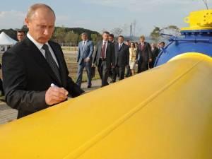 Oekraine gas levering 02-2015